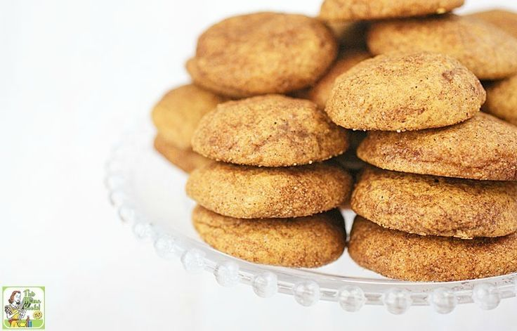 This Gluten Free Rice Flour Snickerdoodles cookies recipe is even better than store bought gluten free snickerdoodle cookies!