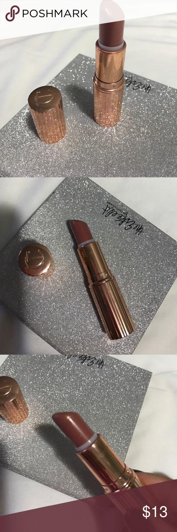 Charlotte Tillbury Lipstick 💄 Good, used condition charlotte tilbury Makeup Lipstick