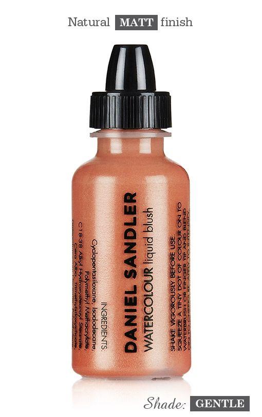 Daniel Sandler Watercolour Fluid Blusher,  Beauty and the Boutique