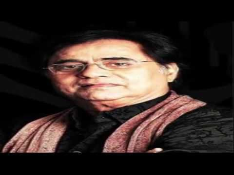 Jagjit Singh, an Indian renowned Singer, writer & musician!
