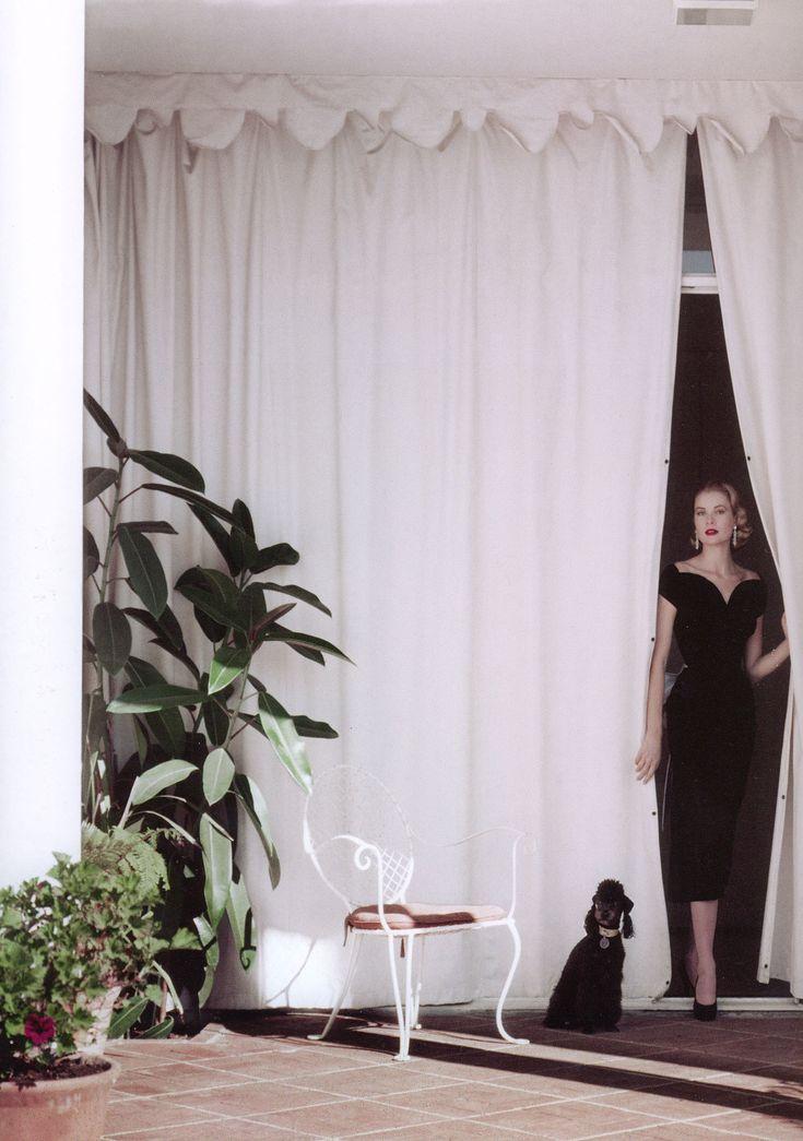 Grace Kelly: Gracekelli, Princesses Grace, Howell Conant, Ladies, Inspiration, Poodle, Dresses, Grace Kelly, Photo
