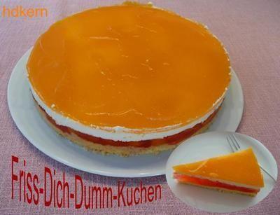 Friss dich dumm kuchen kalorien