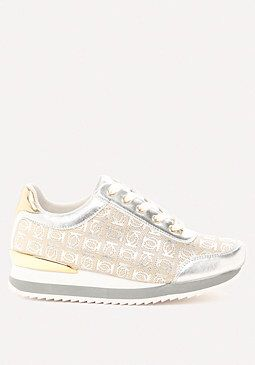 Logo Patterned Sneakers from Bebe R790,00