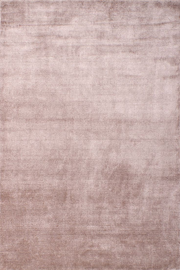 BERGEN NEW COLOR Pink Collection In one mineral colour, 'BERGEN' rug asserts itself in all simplicity !