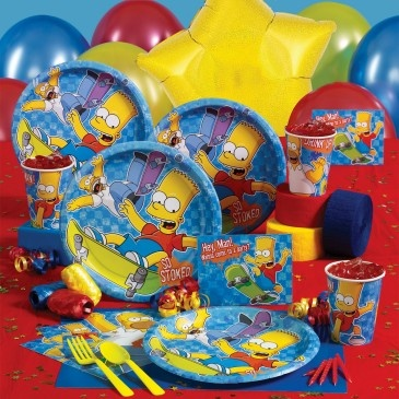 Simpsons+Party+Supplies