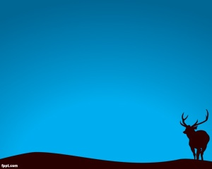 73 best animal powerpoint templates images on pinterest ppt reindeer powerpoint template is a nice blue slide design for powerpoint with a reindeer image on the right side you can use this blue background for toneelgroepblik Images