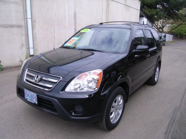 2005 Honda CrV SE 4x4 SE SUV 4 Doors Black for sale in Oregon