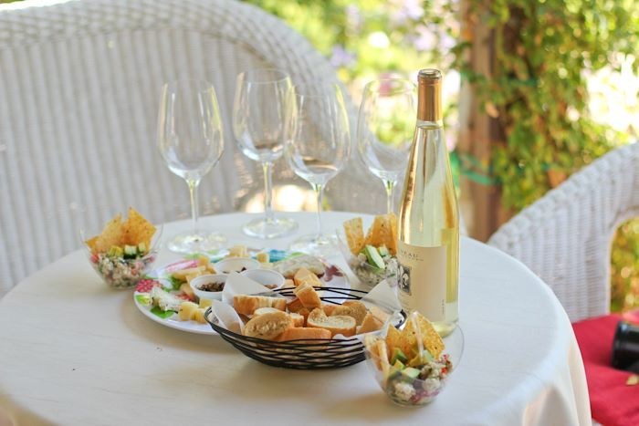 Summer Romantic Breakfast...