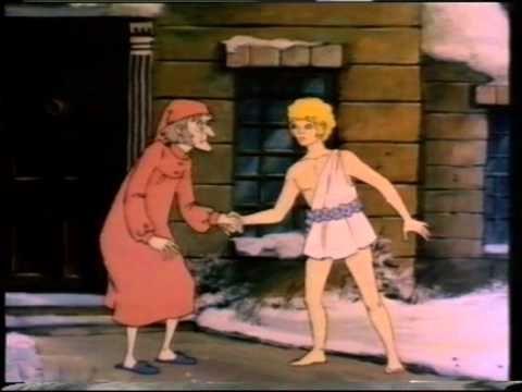A Christmas Carol (animatiefilm) NEDERLANDS GESPROKEN (Dutch) - YouTube