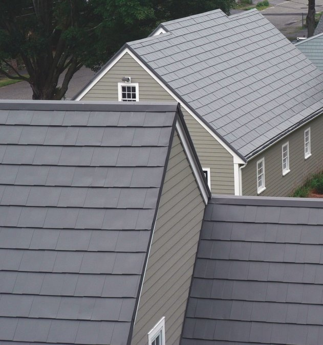 17 best images about metal roofs on pinterest metals for Classic shingles