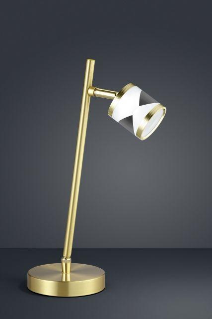 CASSINI Trio - stolové LED svietidlo - 350mm - matná mosadz