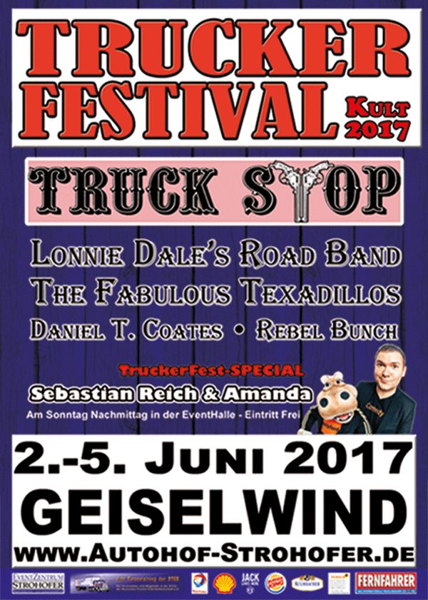Trucker- & Countryfestival 2017