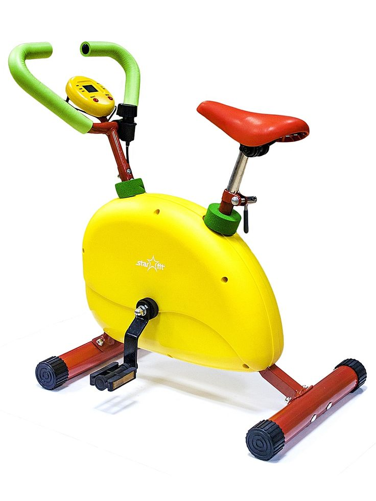 Starfit Тренажер детский Star Fit KT-102 Велотренажер