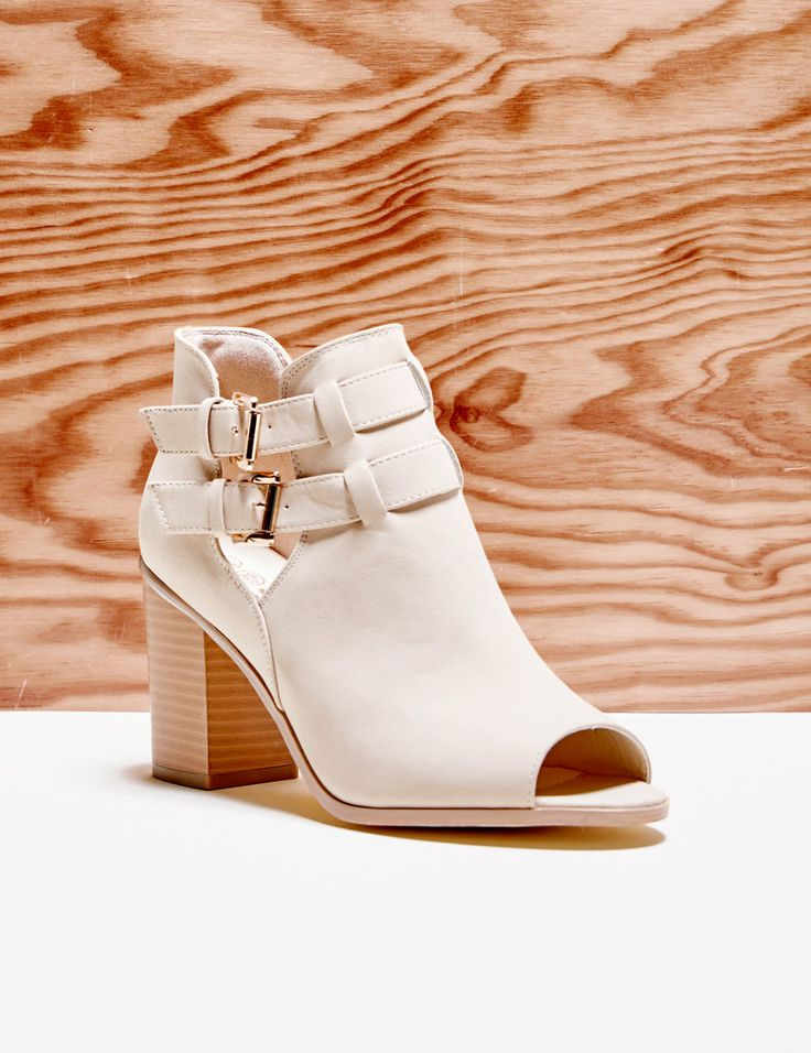 25 best ideas about bottines ouvertes on pinterest boots a talon bottine ouverte and boots talon. Black Bedroom Furniture Sets. Home Design Ideas
