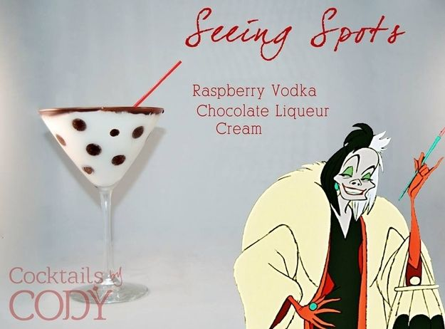 8 Villainous Cocktails Inspired by Disney's Evilest Characters - foodista.com