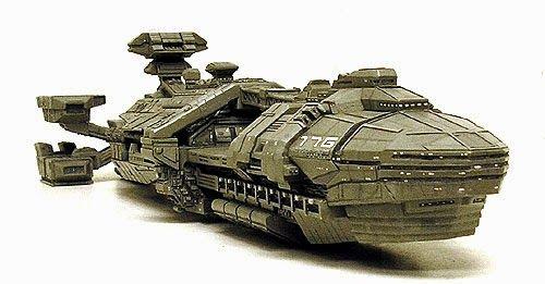 Siempre me han encantado los talleres donde se crean las naves espaciales para las películas de cine. Todos recordamos el trabajo de un...