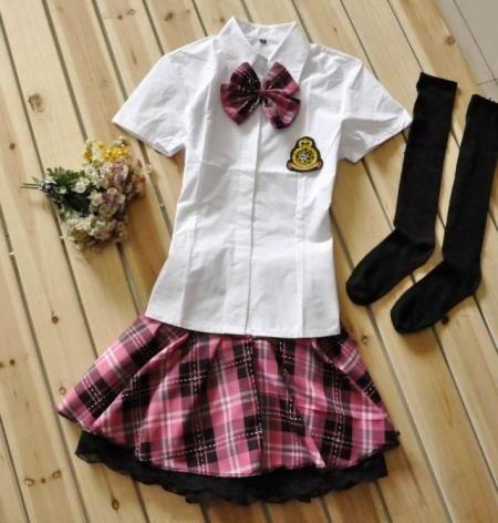 Японский школьный костюм инет магазин