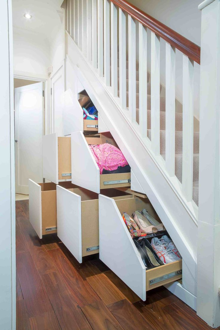 check out our gallery of smart storage solutions find a home for all those everyday items understairs attic kids bedroom and shoe storage solutions