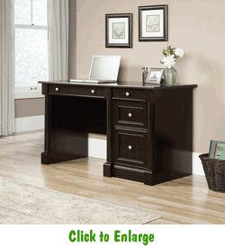 Avenue Eight Wind Oak Computer Desk at Furniture Warehouse   The $399 Sofa Store   Nashville, TN