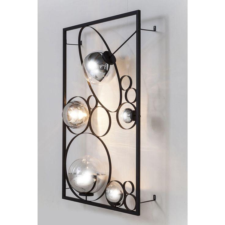 Balloon Clear LED Wall Lamp • WOO Design