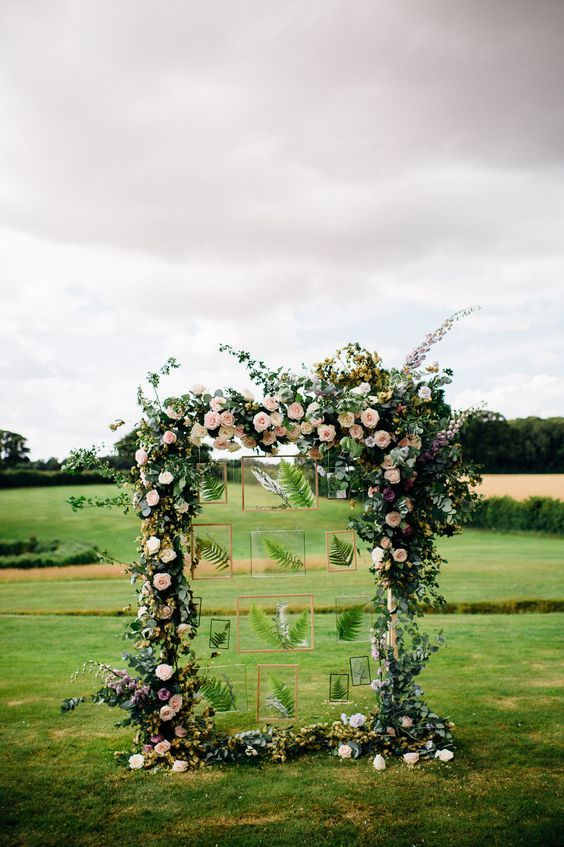 English Country Garden Wedding #gardenwedding #weddingideas