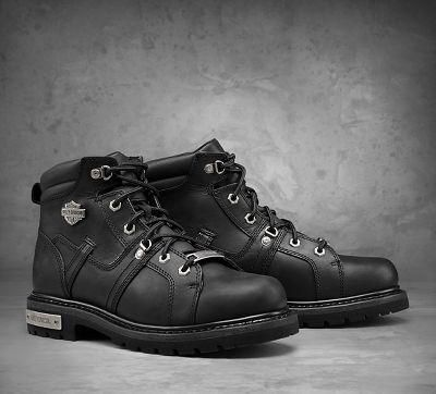 Ruskin Boots - Black - 98602-18VW
