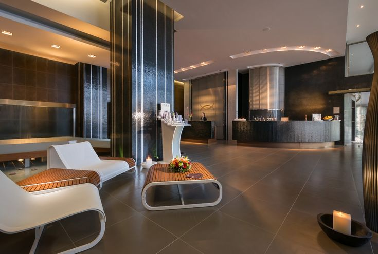 Serenity Spa Reception