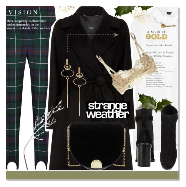 """""""""""Dull November brings the blast, Then the leaves are whirling fast."""" -  Sara Coleridge"""" by elena-777s ❤ liked on Polyvore featuring Burberry, Weekend Max Mara, Ted Baker, rag & bone, A by Amara, Sarah & Sebastian, whiteshirt, 2017, fallwinter2017 and autumn2017"""