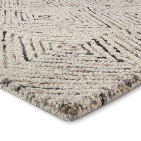threshold diamond rugs