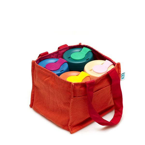KeepCup Carry Bag – Bright