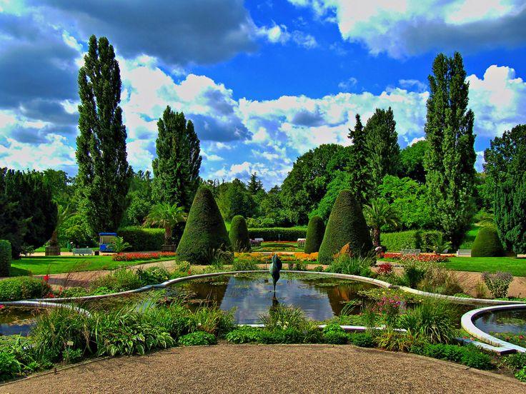 Ideal Botanischer Garten in Berlin