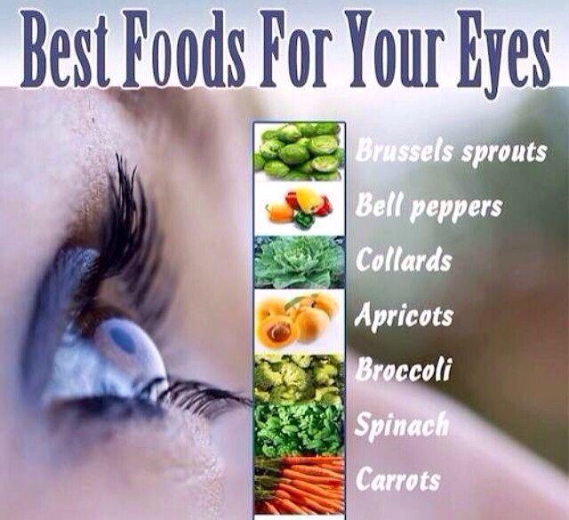 #bestfoods #eyes #benesserevisivo #vista #visione