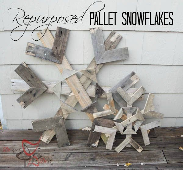 pallet-snowflakes-reclaimed-wood-projects