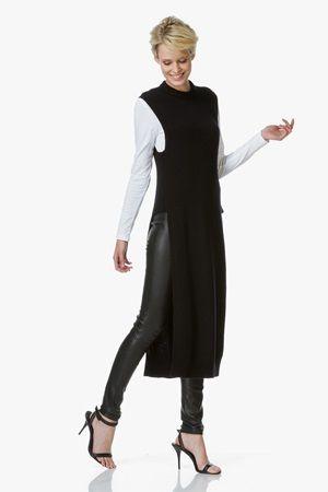 Stoere High-Fashion Stijl