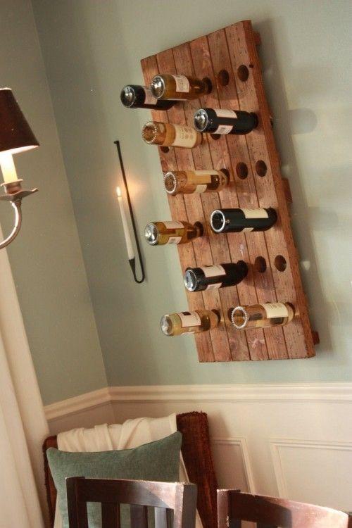 barn wood wine rack | Barn wood wine rack by dawne.olson & 23 best Wine Storage images on Pinterest | Wine glass storage Wine ...