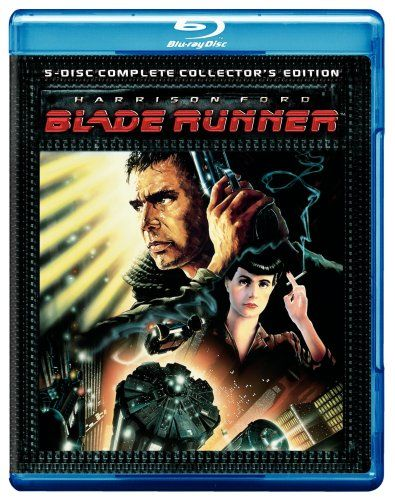Blade Runner (Five-Disc Complete Collector's Edition) Blu-ray