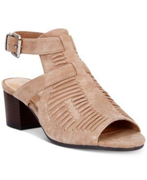Bella Vita Finley Sandals - Tan/Beige 8.5WW