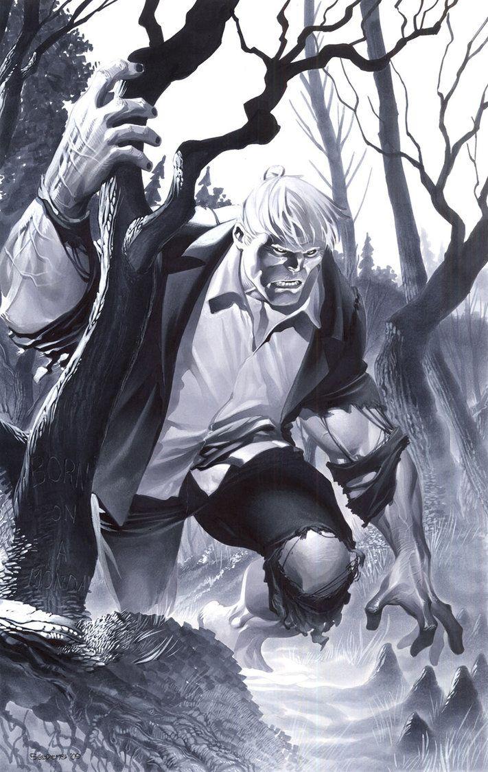 Solomon Grundy by Christopher Stevens