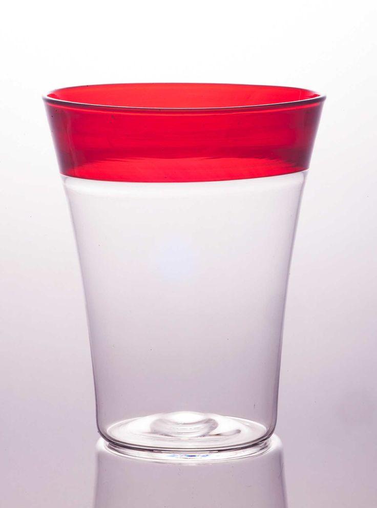 POP - set bicchieri in 6 colori assortiti - Hometrèschic