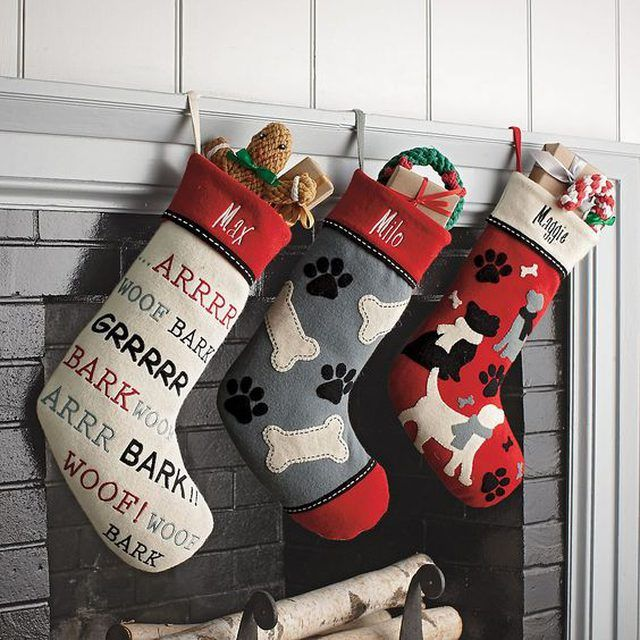 20 Of The Cutest Christmas Stockings For Dogs Cuteness Cute Christmas Stockings Dog Christmas Stocking Christmas Stockings Diy