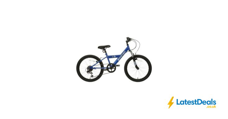 "Indi Sandstorm Kids Bike - 20"" Wheel *HALF PRICE* Free C&C, £100 at Halfords"
