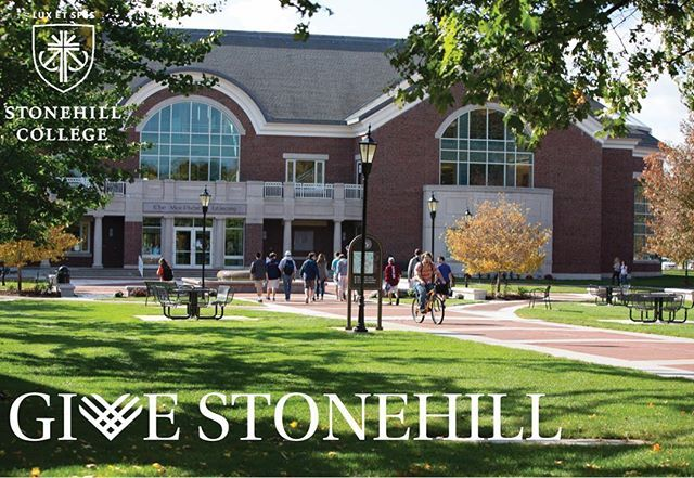#GivingTuesday is here once again and today, we're asking you to think of Stonehill on the national day of philanthropy! Our goal is to find 1,000 donors willing to #GiveStonehill to support student success - will you be one? Stonehill.edu/givingtuesday