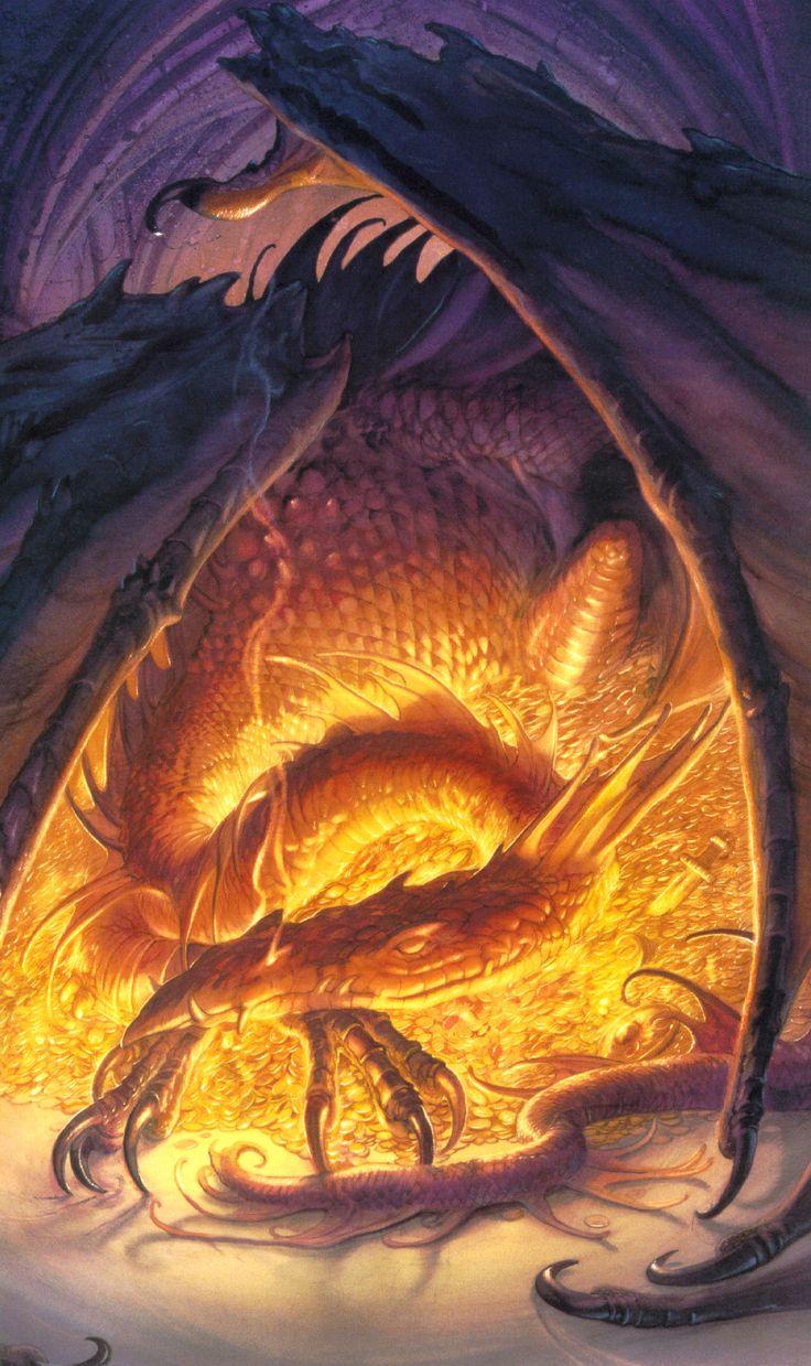 Smaug - The Hobbit