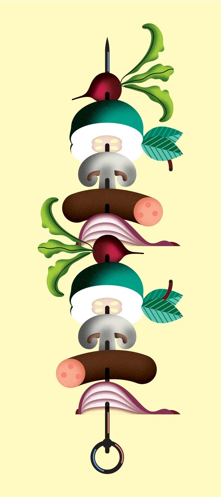 Barbecue. By Studio Kalle Mattsson.