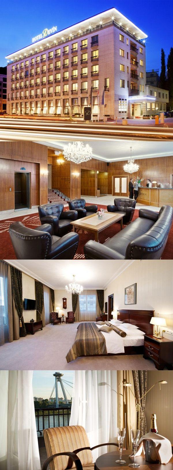 DEVIN Hotel **** Pozsony, négycsillagos szolgáltatásokkal.