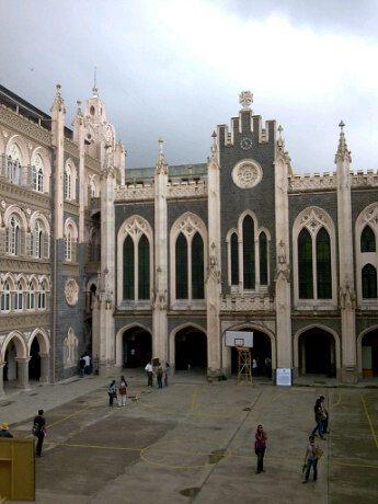 St Xavier's College in Mumbai, Mahārāshtra