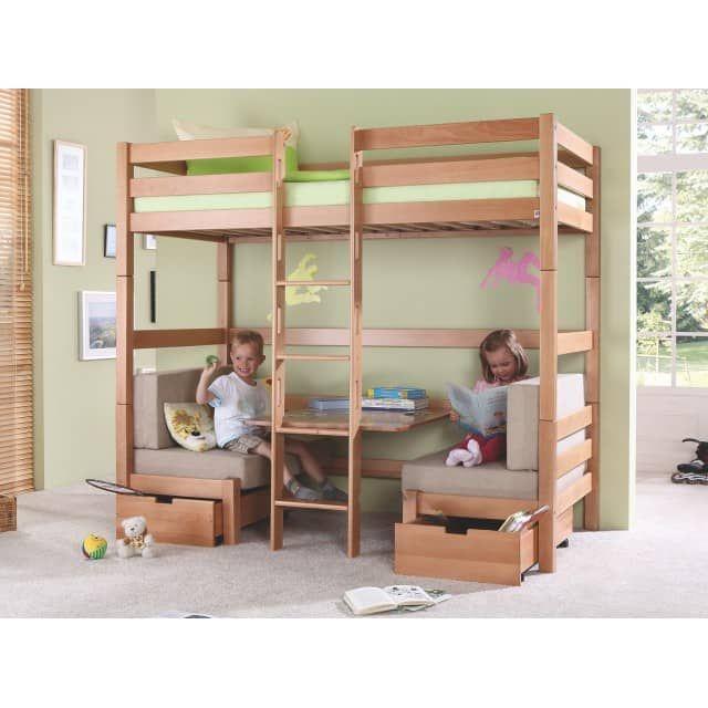 1000 ideas about kinderbett 90x200 on pinterest bett 90x200 hochbett weiss and g ste. Black Bedroom Furniture Sets. Home Design Ideas