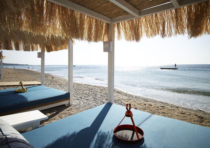 Ammades in Faliraki Beach, Rhodes Greece