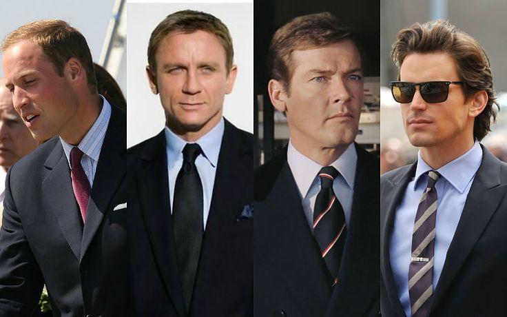 black-suit-blue-shirt
