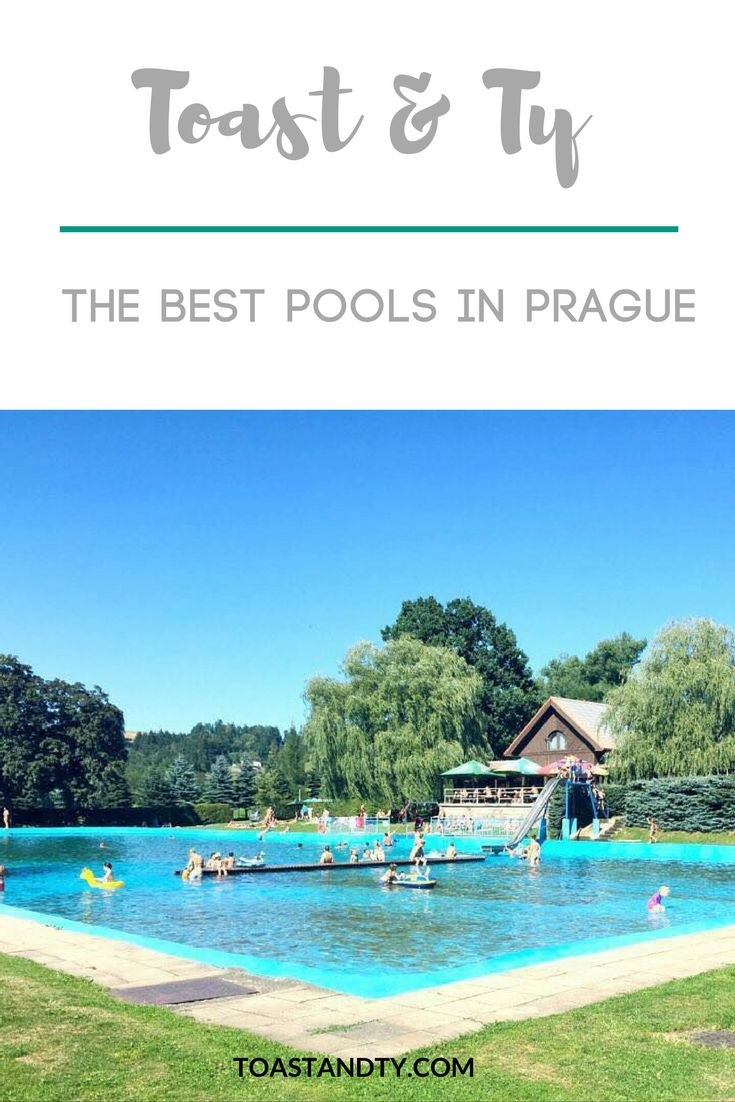 Cooling off in and around Prague – outdoor swim spots for all. Its hot in Prague, cool of at one of these outdoor swim spots and enjoy summer in Prague #ontheblog